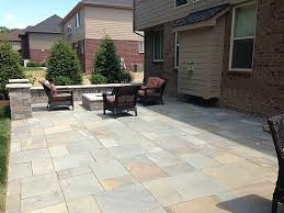 Bluestone Patio Images Flagstone Patios And Walkways In Southeast Michigan