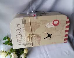urne de mariage valise et livre d or voyage