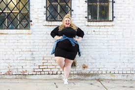 Plus Size Cowgirl Clothes 90 U0027s Style For My Plus Size Life Adidas Hoops And Black Dress