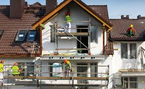 house builders government demolishes zero carbon goal for new homes