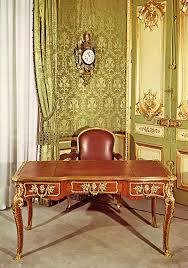 bureau napoleon 3 palais du louvre hôtel du ministre salon vert bureau plat d
