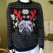 pug sweater divided h m divided h m pug sweater from joanne s