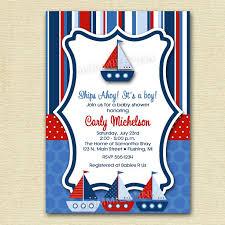 sailor baby shower sailor ba shower invitations sailor ba shower invitations sailor