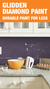 with exceptional durability glidden diamond paint keeps your