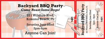 bbq tickets template style event ticket printing
