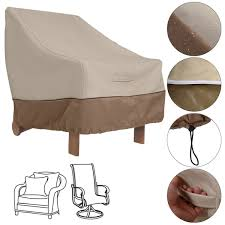 Classic Accessories Patio Furniture Covers by Classic Accessories Veranda Round Patio Table Chairs Cover X Large