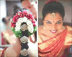 hair accessories for indian brides south indian bridal hairstyles for receptions