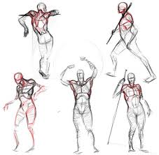 Human Anatomy Reference 2171 Best Human Pose Images On Pinterest Drawing Drawings And