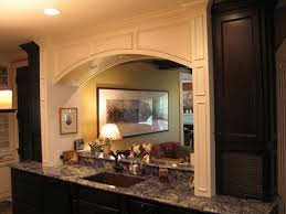 Extend Your Kitchen Family Room With A Passthrough - Kitchen and family room