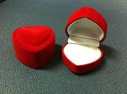 box cincin jual kotak tempat cincin box merah di lapak grosir
