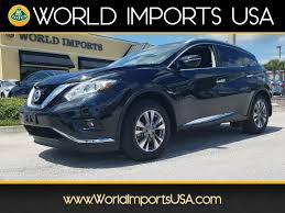 nissan murano used review used 2015 nissan murano sl fwd for sale in jacksonville fl world