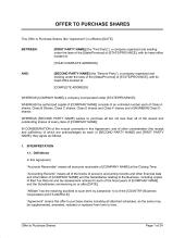 joint venture agreement template u0026 sample form biztree com