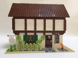 lego ideas tudor house and garden