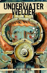 Halloween Graphic Novel by Using Graphic Novels In Education The Underwater Welder Comic