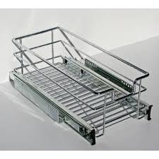 panier coulissant pour meuble de cuisine panier tiroir coulissant pour meuble de 30 cm