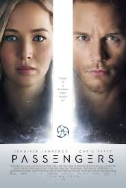 click to view extra large poster image for passengers movies