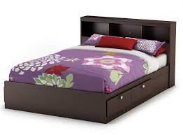 Captain Bed With Storage South Shore Cakao Full Captains Bed 3259fbed
