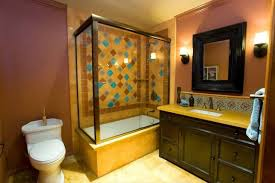 mexican tile bathroom designs talavera tile bathroom eclectic bathroom los angeles by sh