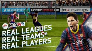 real player free for android ea s fifa 14 free on android and ios