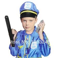 Kids Police Halloween Costume Aliexpress Buy Child Police Costume Fancy Halloween Dress