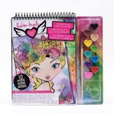 fashion angels makeup artist sketch set express makeup daily