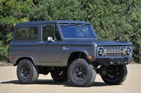 blue bronco car regular car reviews calls the bronco