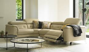 fabric recliner sofas recliner sofas in leather u0026 fabric fishpools