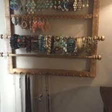 bracelet necklace organizer images Best wall mounted jewelry organizer products on wanelo jpg