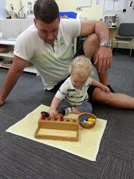 Table Setting Healthy Beginnings Montessori by Christie Montessori Moms