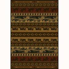 Cheetah Area Rug Animal Print Area Rugs Rugs The Home Depot Pertaining To