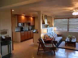 daytona beach house rental living room and kitchen jpg