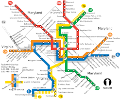 Green Line Map File Wmata System Map Svg Wikimedia Commons
