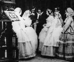 victorian wedding pictures the victorian era victorian wedding