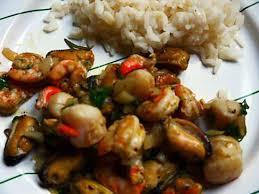 cuisine à la plancha gaz recette de fruits de mer à la plancha à gaz