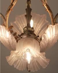 french chandelier 3 branch rococo style french gilt plaffonier