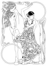 belly dancers coloring pages spanish dancer by ryanroma on