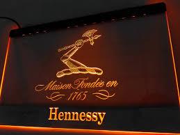 aliexpress com buy le186 hennessy xo 1765 bar pub club led neon