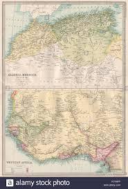 Ghana Map Africa by North U0026 West Africa Gold Coast Ghana Slave Coast Tribal Names
