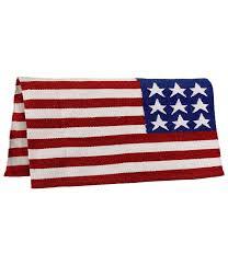 Usa Flag Photos Saddleblanket Usa Westernpads Krämer Pferdesport