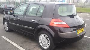 renault buy back lease 2007 renault megane 1 5 dci privilege 5dr like new full