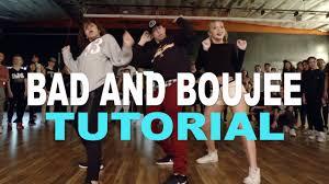 dance tutorial whip nae nae bad and boujee migos dance tutorial mattsteffanina