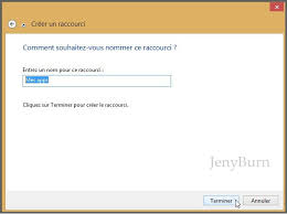 cr馥r raccourci bureau windows 8 cr馥r une icone sur le bureau 100 images if anyone could start