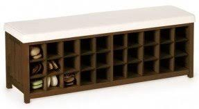 Bench With Shoe Storage Shoe Storage Benches Foter