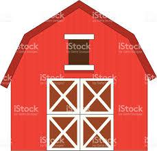 red barn clip art vector images u0026 illustrations istock