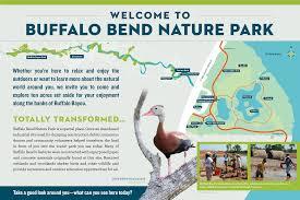 Buffalo Bayou Park Map Interpretive Insights Non Profits