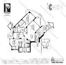 orange grove residences floor plan atlantic iii at the point unit 506 condo for sale in aventura