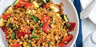 recette de cuisine courgette epeautre courgette tomates facile et pas cher recette sur