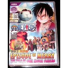 dvd one special episode of merry the tale of one more friend