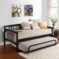 bedroom wooden daybeds pop up trundle bed ikea daybed with
