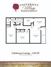 Two Bedroom Cottage Floor Plans Cottage Neighborhood